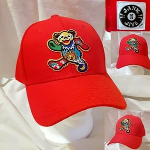 Grateful Dead hat, Sunshine Daydream GD hat